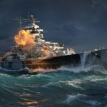 WoWS_Tirpitz_artwork